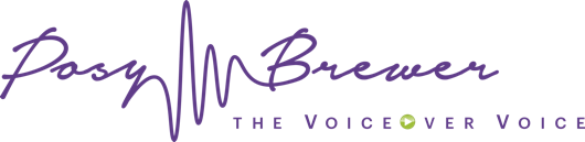 The Voiceover Voice