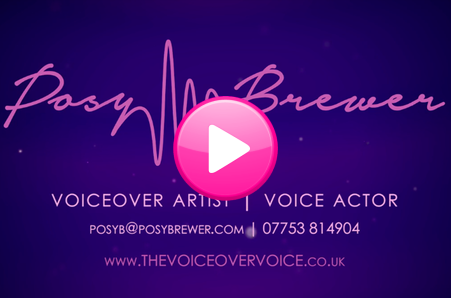 The VoiceOver Voice Showreel