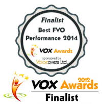 VOX award 2012