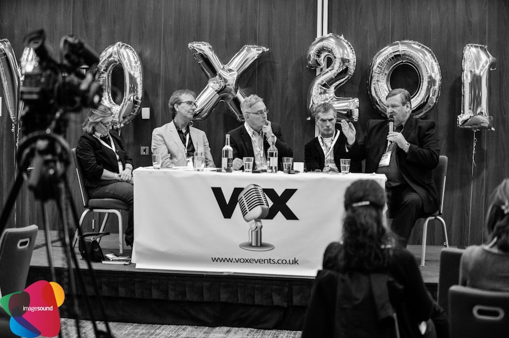 vox events uk british voiceover artiste awards panel