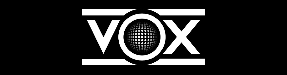 VOX awards logo for top professional UK voiceover artists and talent