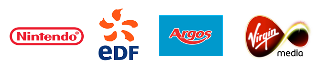 British FVO client logos
