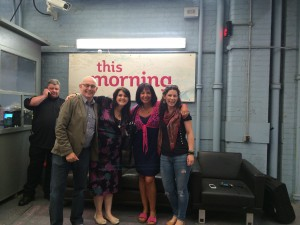 Phil Sayer, Posy Brewer, Sara Da Mendes Costa and Ellie Hamilton.<br />Professional British Voice-Over Artists