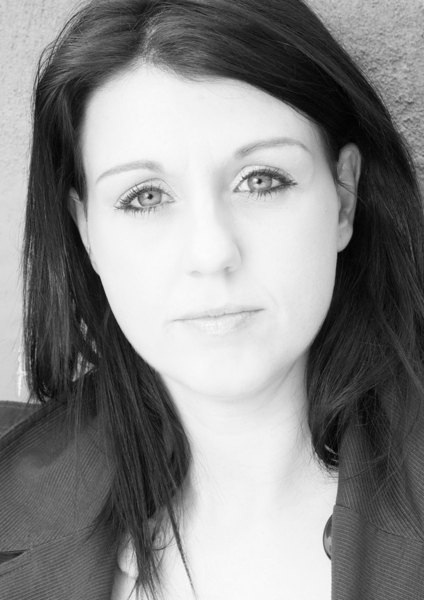 British female voice actor Posy Brewer