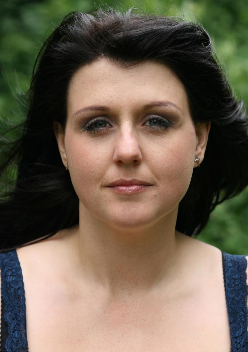 British female voice actor Posy Brewer