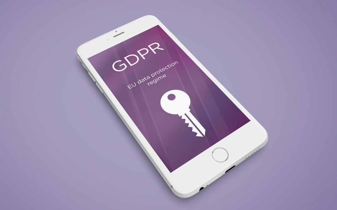 What the GDPR is it all about?